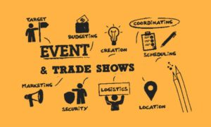 EVENT AND TRADE SHOWS